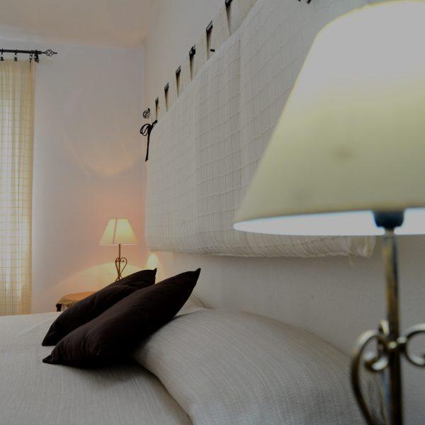 camere dormire in agriturismo letto